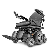power wheelchairs sold by Action Seating and Mobility