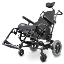 tilt-in-space wheelchairs sold by Action Seating and Mobility