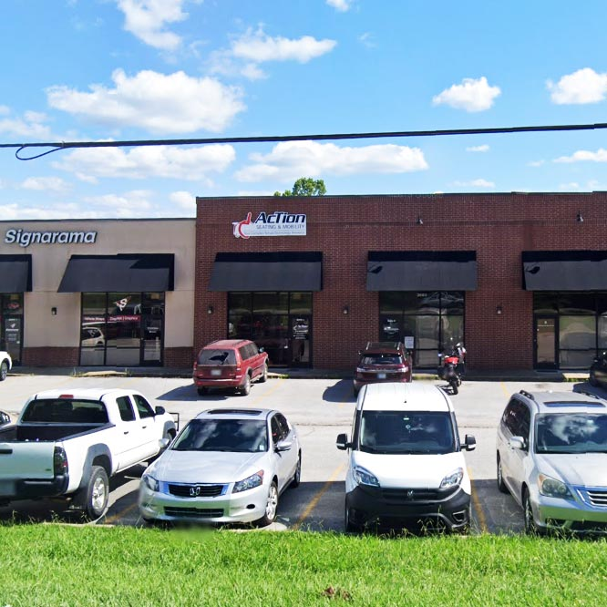 Fayetteville, AR Action Seating & Mobility Location