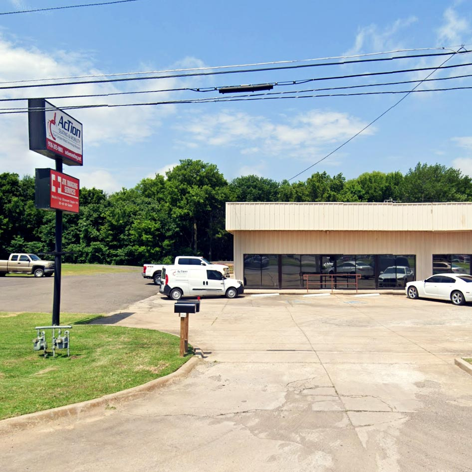 Muskogee, OK Action Seating & Mobility Location