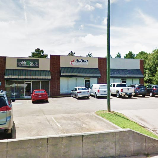 Sherwood, AR Action Seating & Mobility Location