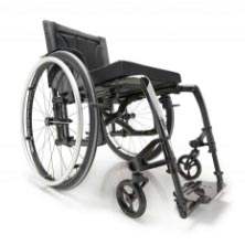 Action Seating and Mobility manual wheelchairs