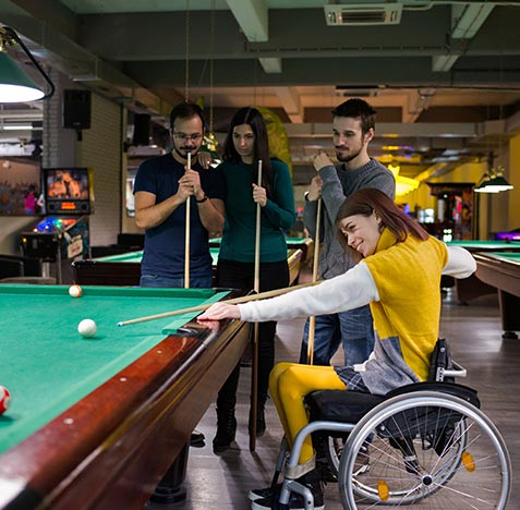 How Action Seating and Mobility serves people with disabilities
