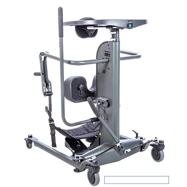 EasyStand StrapStand Strap Style Standing Frame side view