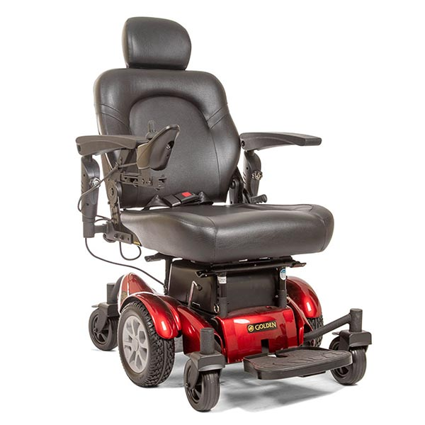 Golden Technologies Compass Mid-Wheel Drive Power Wheelchair