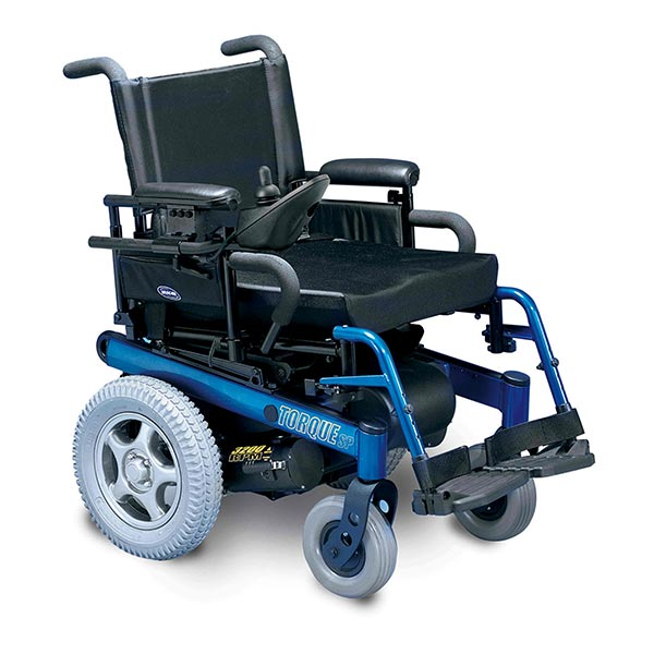 Invacare Storm Series 3G torque SP power wheelchair