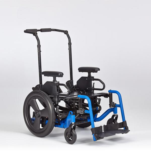 Ki Mobility Focus CR tilt-in-space wheelchair