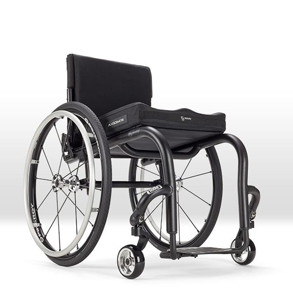 Ki Mobility Rogue Rigid Manual Wheelchair front view