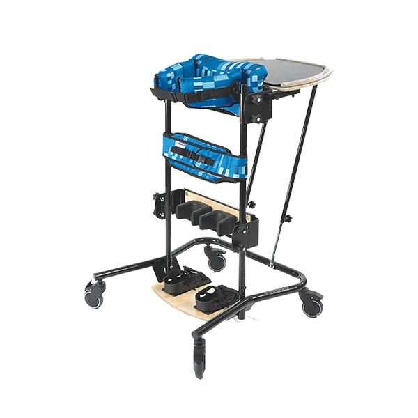 Leckey Freestander Pediatric Standing Frame front view