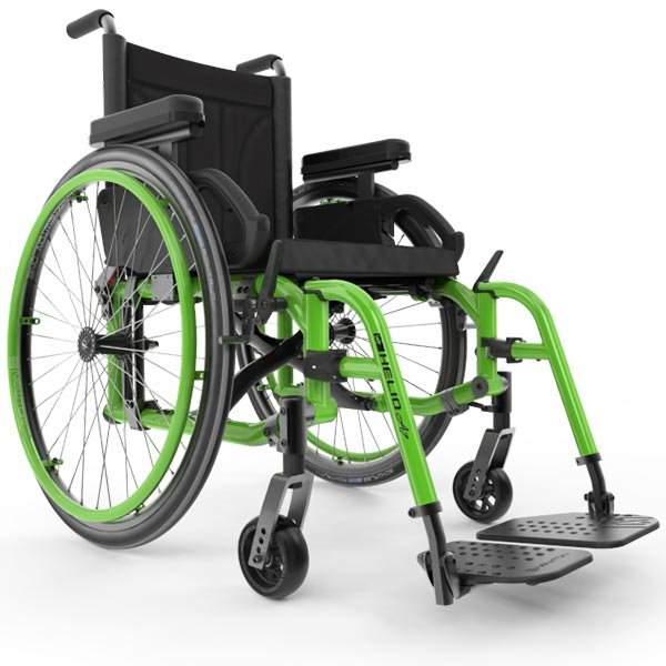 Motion Composites Helio A7 Lightweight Folding Wheelchair