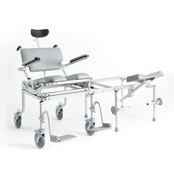 Nuprodx MC6200Tilt Commode Chair and Tub Slider System