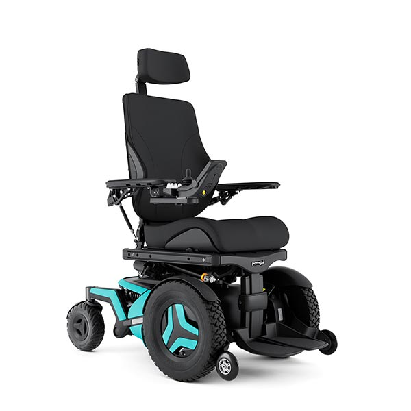 Permobil F5 Corpus Front-Wheel Drive Powerchair