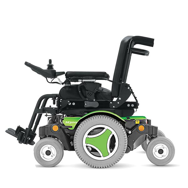 Permobil M300 PS Jr. Pediatric Power Wheelchair