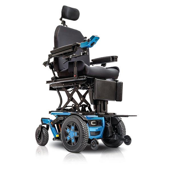 Quantum 4Front FWD Elevating Power Wheelchair