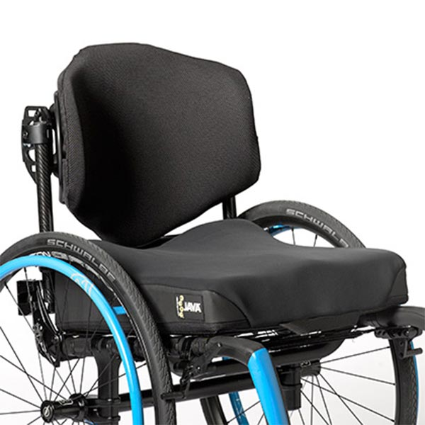 RIde Designs Java Wheelchair Cushion underlying layers
