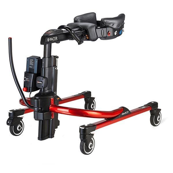 Rifton E-Pacer Adult Gait Trainer front view