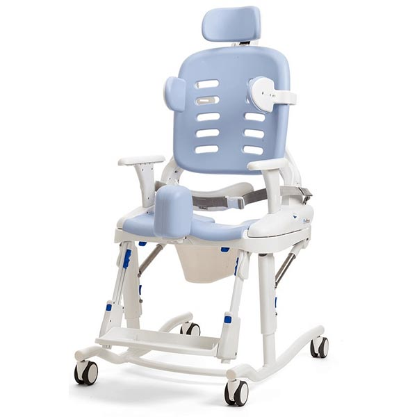 Rifton HTS Adult & Pediatric Hygiene and Toileting System front view