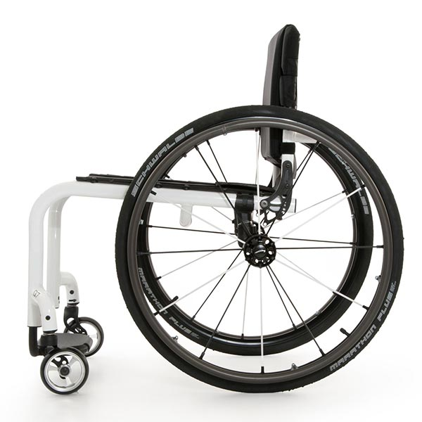 Sunrise Medical Quickie Q7 Lightweight Manual Wheelchair side view