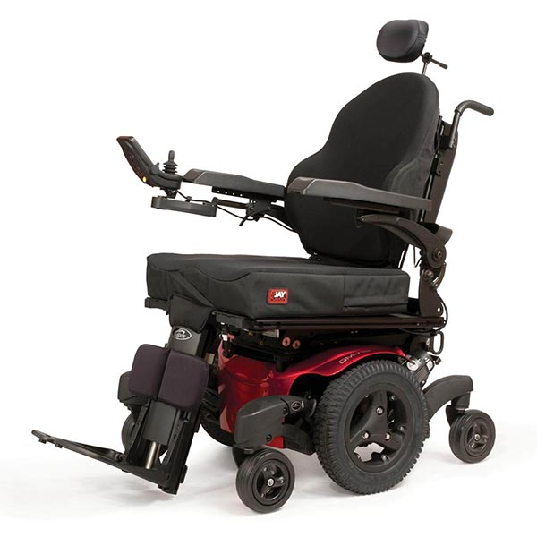 Sunrise Medical Quickie QM-7 Electric Power Wheelchair