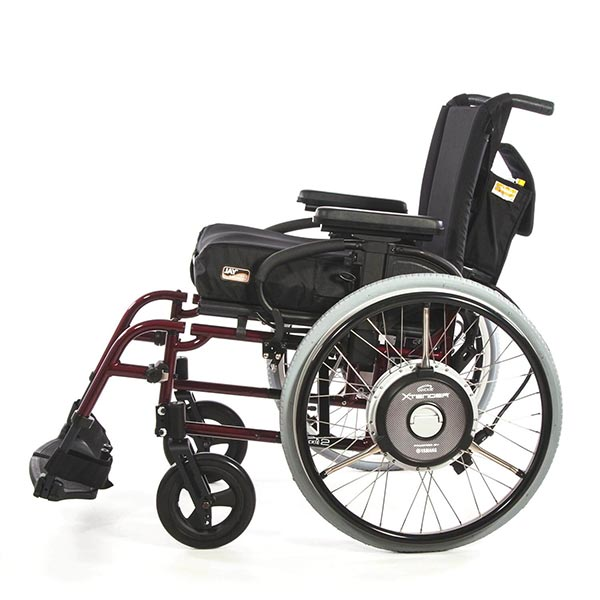 Sunrise Medical Quickie Xtender Electric Assist Wheelchair Accessory